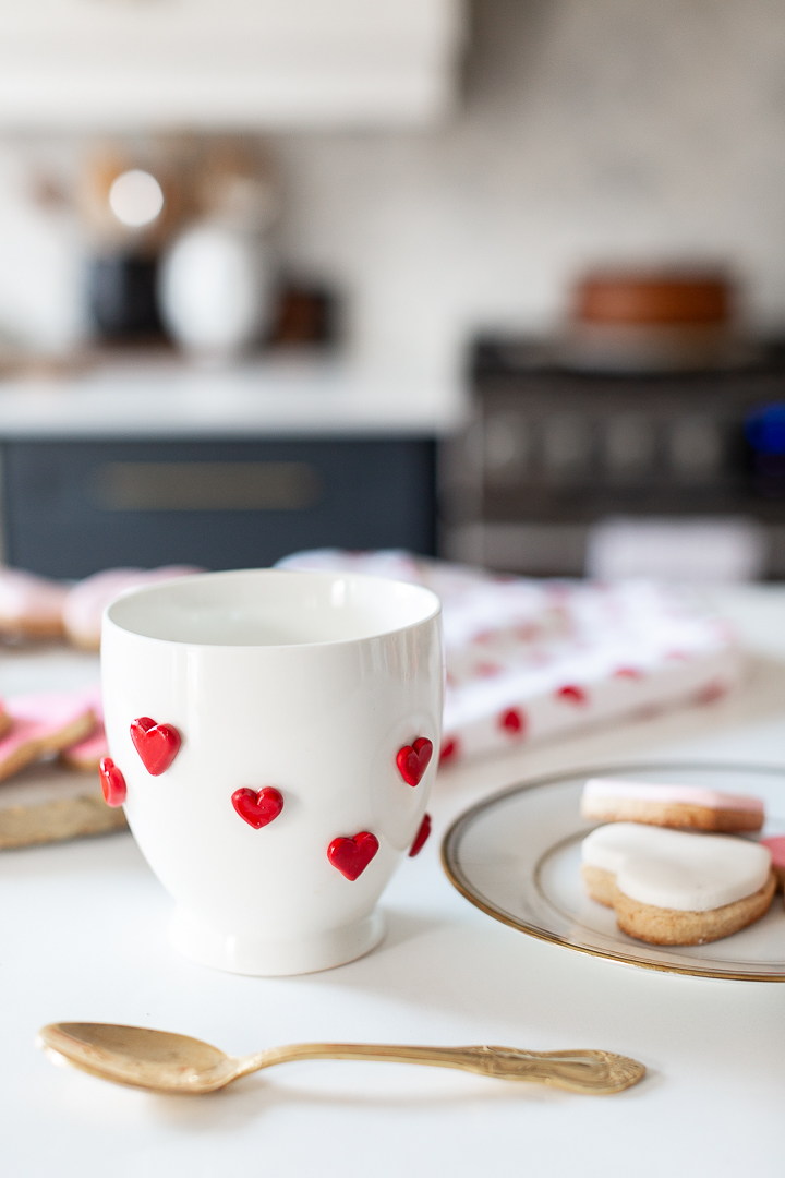 Valentine S Day Heart Mug Diy
