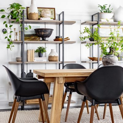 Shelf Styling Tips and Tricks