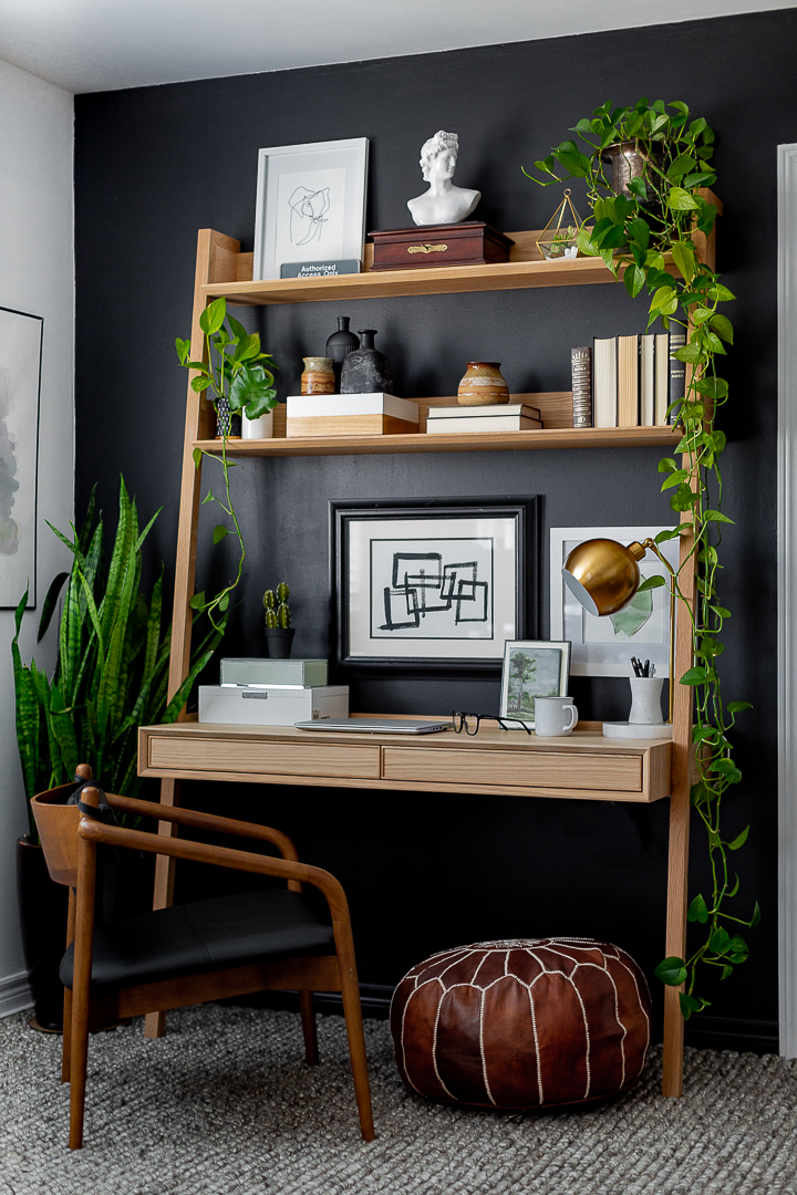 Small Office Space In The Bedroom